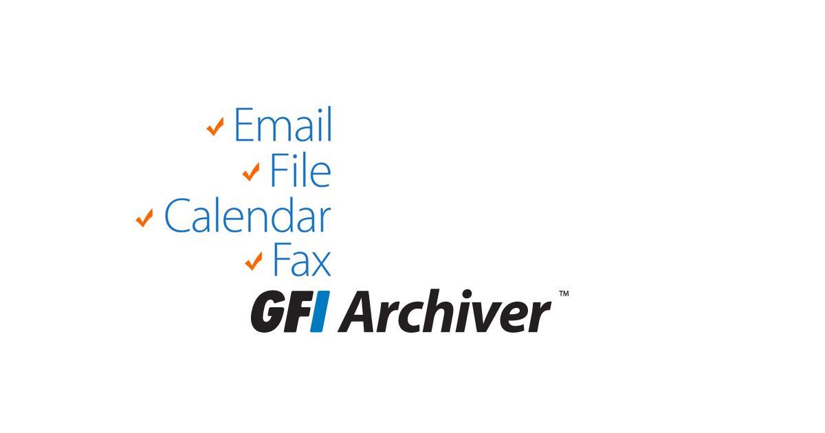 Vállalati email és fájl archiválás biztonságosan