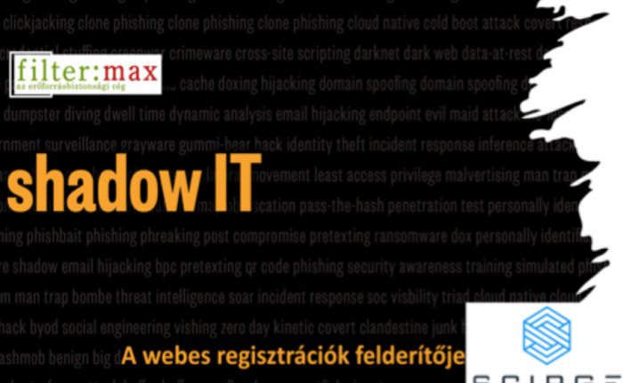 Scirge - a webes regisztrációk felderítője