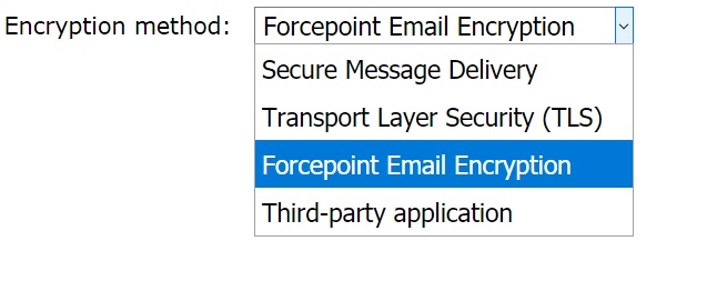 forcepoint email security 8.5